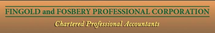 Fingold and Fosbery Professional Corporation
